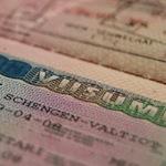 шенгенских виз